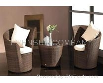 sofa set wicker furniture