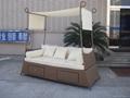 lounge outdoor furniture sunbed