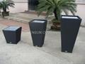garbage can garbage box trash can