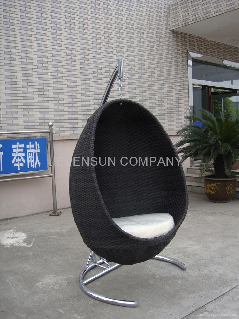 rocking chair outdoor chair egg chair ESR 7122 ESR China Manufacturer