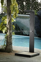 shower rattan furniture