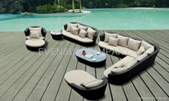 sofa set, outdoor furnit