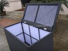 Storage Box, rattan box