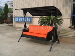 swing chair, outdoor chair