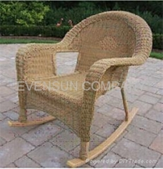 rocking chair, outdoor chair