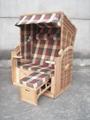 beach basket, outdoor furniture
