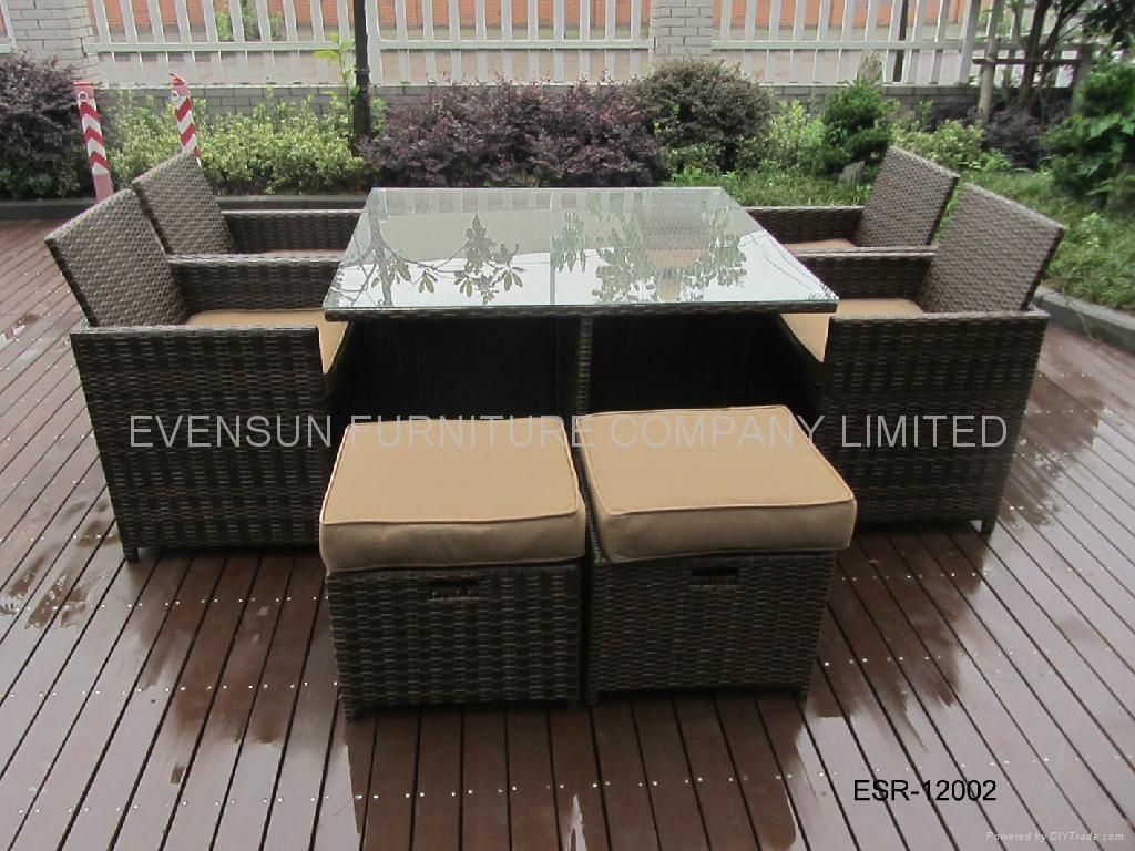wicker furniture outdoor 1