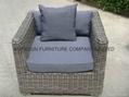 outdoor wicker sectional sofa 2