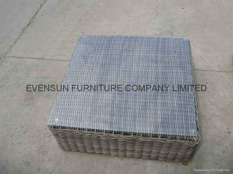 outdoor wicker sectional sofa 3