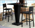 3pcs rattan bar set