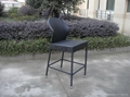 Evensun rattan bar chair