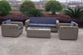 Classical French outdoor patio furniture