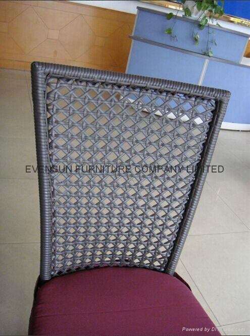 Elegant Rattan Outdoor Chairs 6