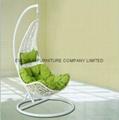 Indoor Outdoor Rattan Hanging Chair