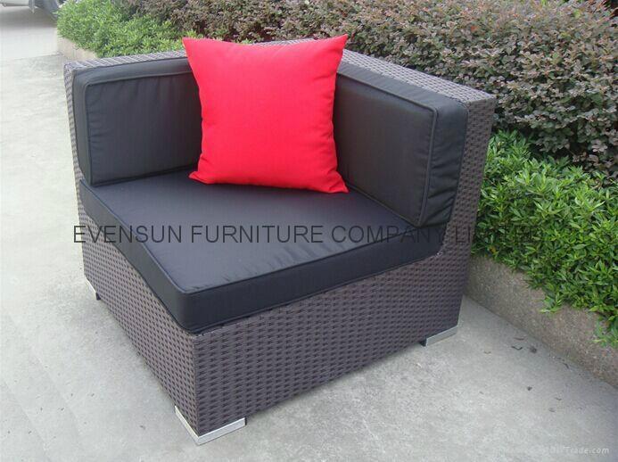2015 new modern design garden sofa 2
