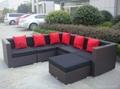 2015 new modern design garden sofa 1