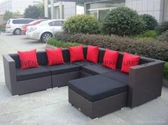 2015 new modern design garden sofa