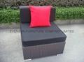 2015 new modern design garden sofa 4