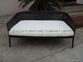 New Design Outdoor Rattan 2 seater sofa