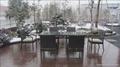 Hot sale rattan wicker kitchen dining room furniture