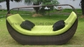 Hotsale outdoor/indoor daybed