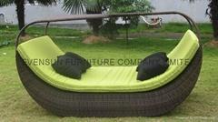 Hotsale outdoor/indoor daybed