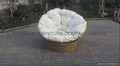 outdoor comfortable lazy chair`