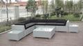 rattan furniture sofa set esr 21083 esr china. Black Bedroom Furniture Sets. Home Design Ideas