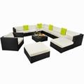 12pcs sofa set  4