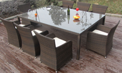 Outdoor Popular Dining Set