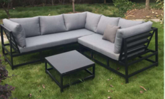 Outdoor Customized Modern Fabric Home Villa Resort Hotel Patio Leisure Sofa Loun