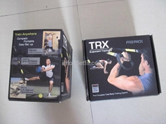 Best quality TRX pro pack p2 TRX Suspension Trainer Professional Pack