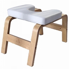 Exercise Bench Fitness Equipment Yoga Accessories Yoga Stool Yoga Aids Workout C