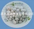 Perforated Ceramic ball