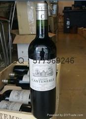 法國佳得美城堡干紅葡萄酒