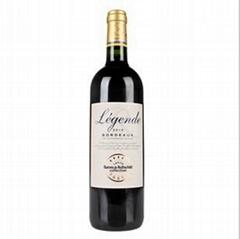 拉菲傳奇波爾多干紅葡萄酒