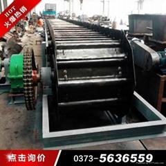鳞板输送机|链板板输送机|铸造链板输送机