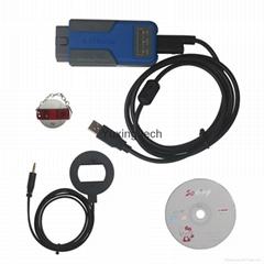 BMW Multi Tool OBD2 CAS1-4 Key Programmer Get Free Encrypted BMW CAS4