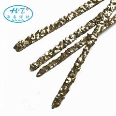YD硬质合金耐磨焊条 复合材料堆焊焊条