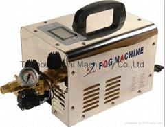 Portable Fog-Machine Misting Systems Two Piston Axial Pump Garden Sprayer 0.3L