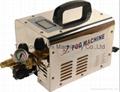 Portable Fog Machine Misting Systems Two Piston Axial Pump Humidifier Garden Spr