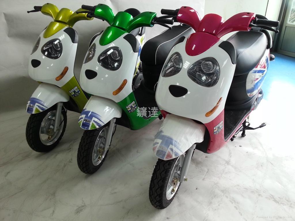 內外銷第一名 熊貓電動車