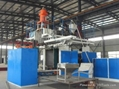 2000L Three Layers Storage Water Tank Blowing Machine