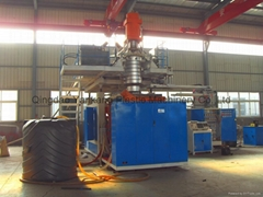Automatic Tank Blow Molding Machine