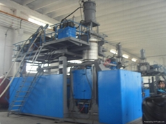 3000L Large Capacity Storage Tank Moulding Machine