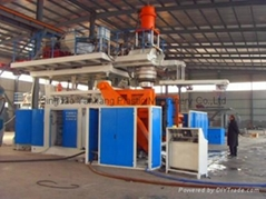 HDPE Water Tank Blow Molding Machine