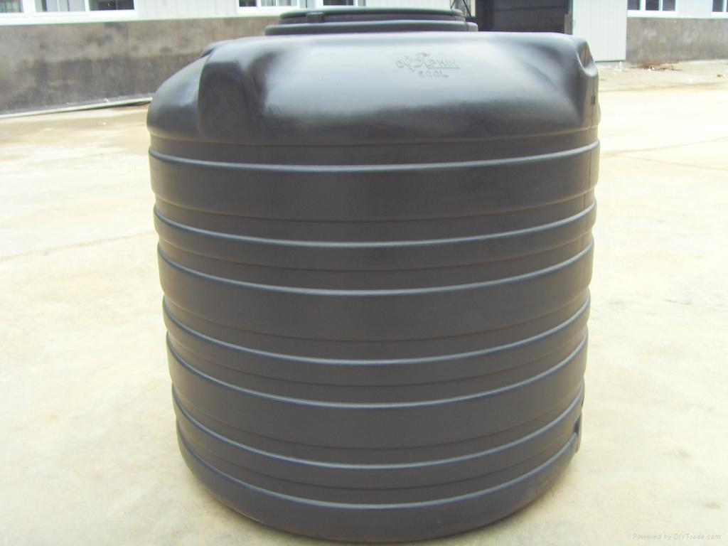 2000L Double Layers Blow Molding Machine 2