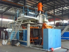 3000L Blowing Mold Making Machine