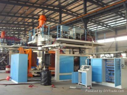 3000L Storage Water Tank Plastic Blow Molding Machine 1