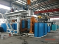 3000L Blowing Machine For HDPE Tank